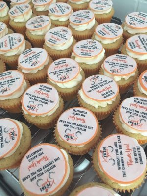 personal edible print souvenir cupcakes